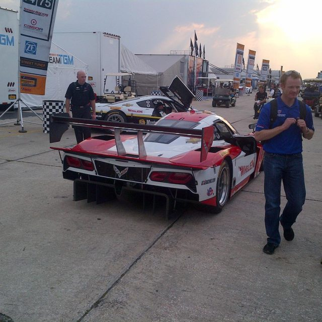 Walk the pits and see the race cars on Saturdayhellip