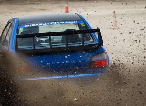Yes of course its a Subi playing RALLY CROSS athellip