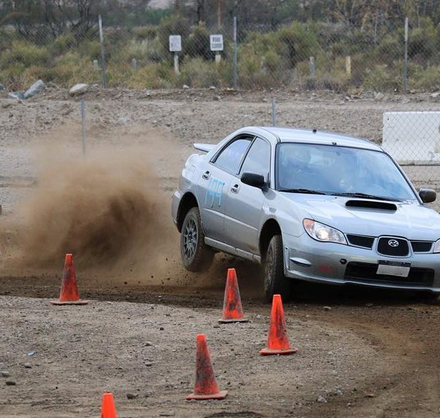 Some serious BRAKING in Rally Cross at the SCCA Showcasehellip